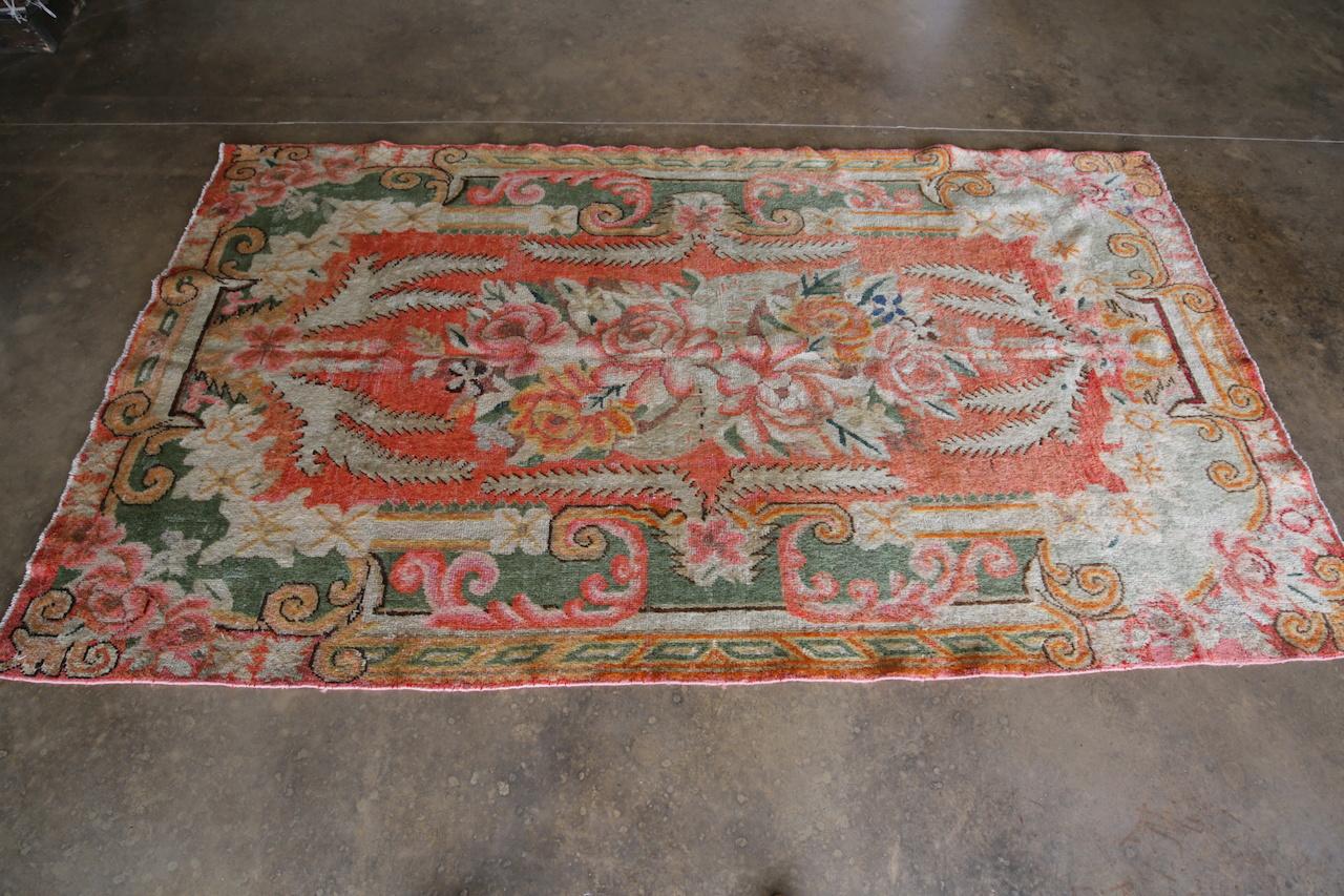 "East Turkestan antique rug, 4'5"" x 8'3"", $3900, from Sarkis Kish Oriental Rugs"