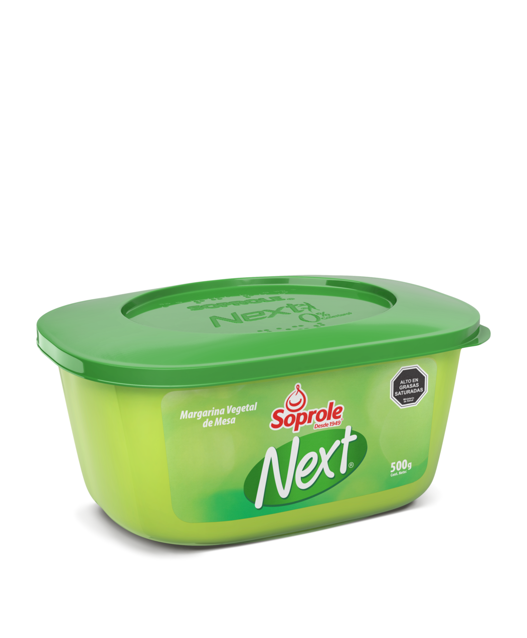 Soprole Next Margarina Pote microndeable 500g