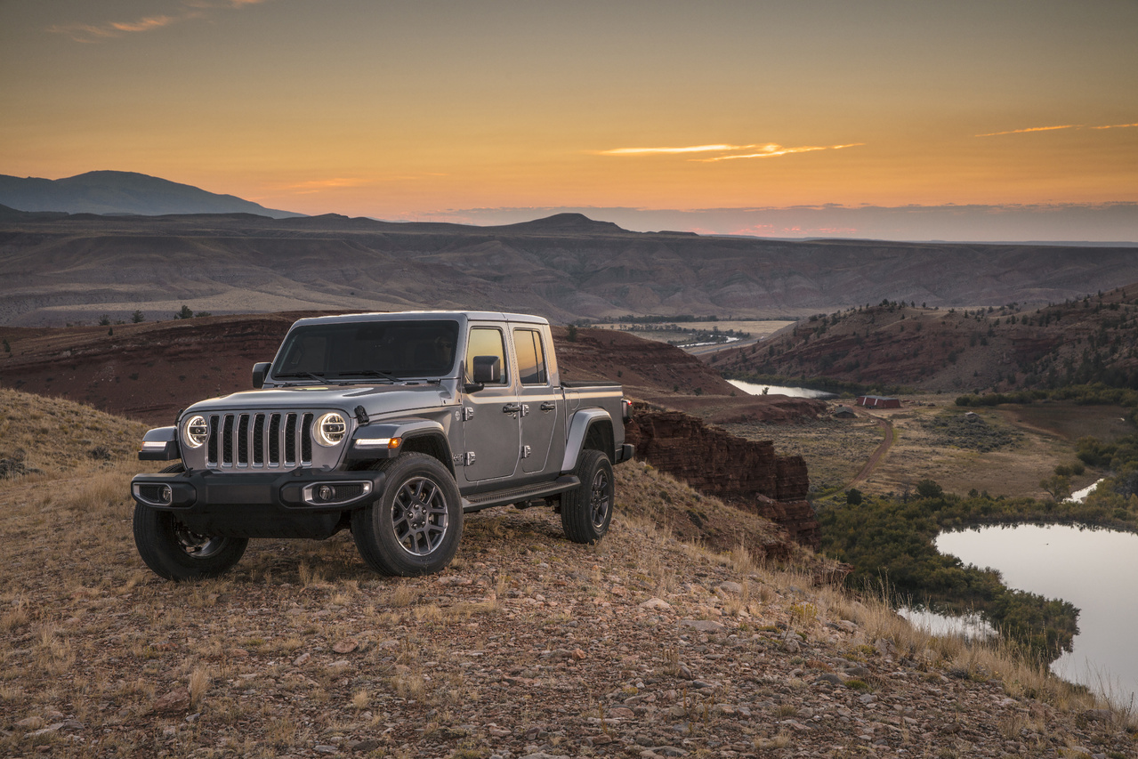 2020 Jeep Gladiator Design in Providence