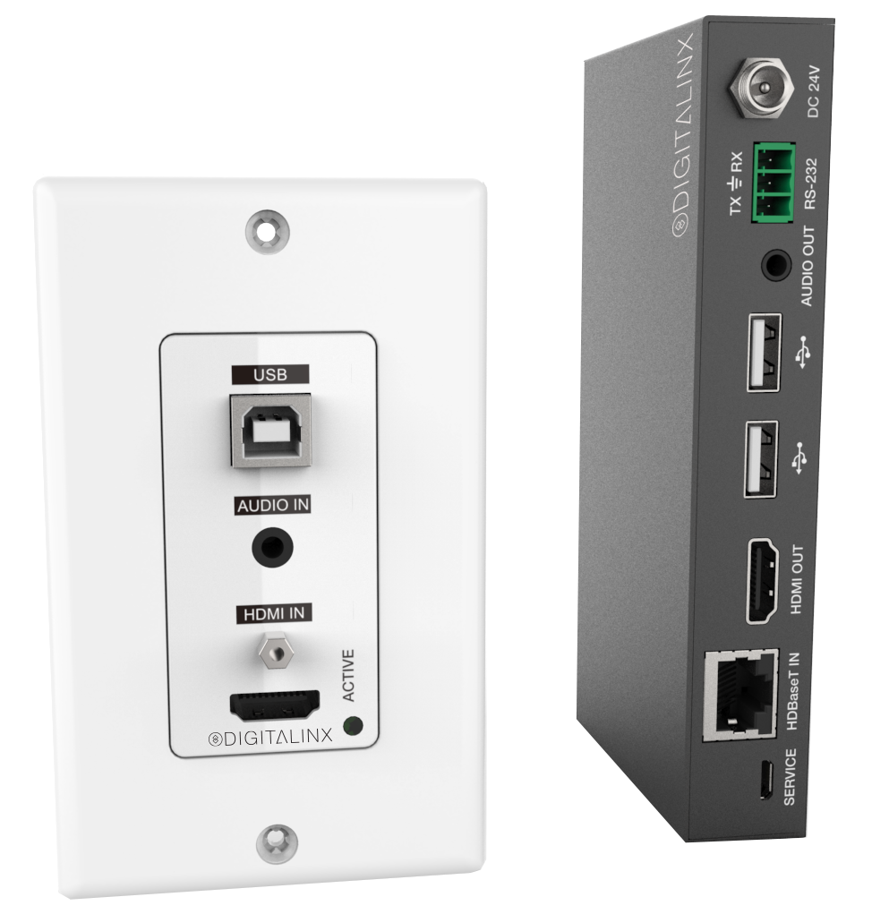 Dl 1h1a1u Wpkt W Hdmi Audio And Usb 20 High Speed Wall Plate 99 Electronic Toolbox 10 Combines Liberty