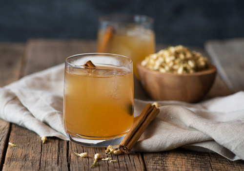 Jewel of Oaxacan Cocktail