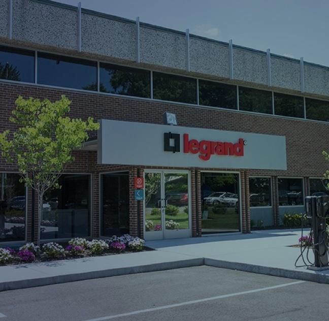Exterior of Legrand North American Headquarters