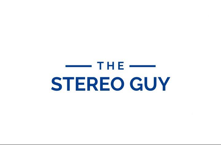 The Stereo Guy logo