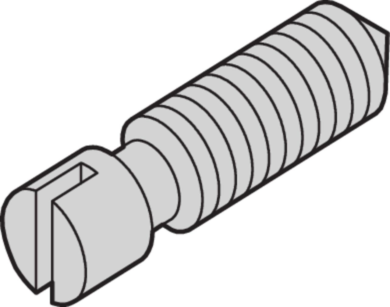 Image for Grub screw from Schroff - North America