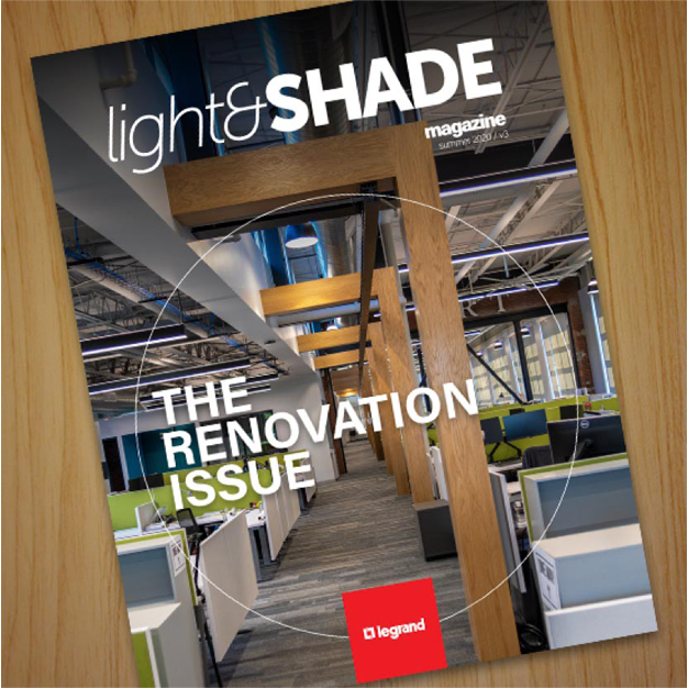 Light&Shade The Renovation Issue