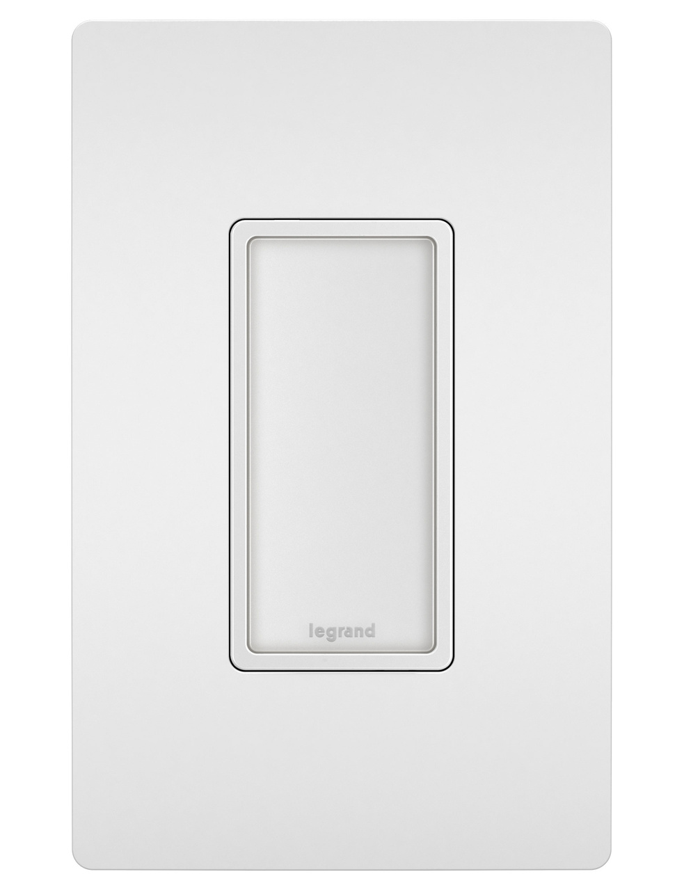 Full Night Light with Adjustable Light Levels, White