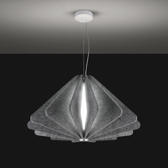 Acoustic Lighting fixtures from Legrand