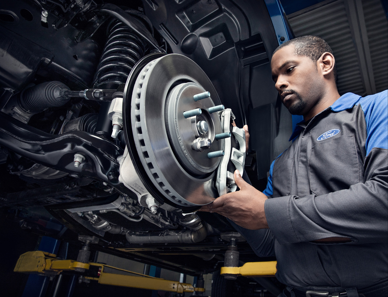 Ford Service in Grand Rapids