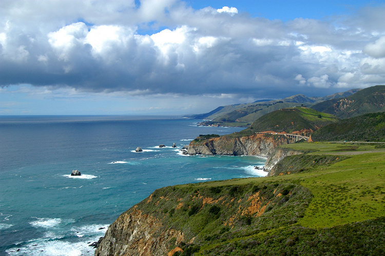 Big Sur coastline