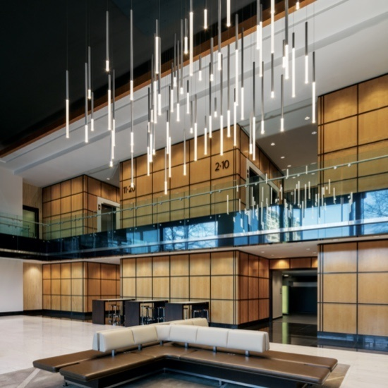 Architectural lighting fixtures from Legrand