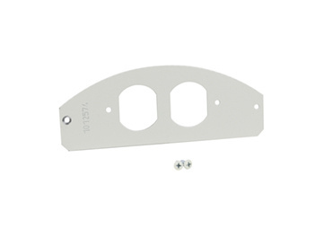Devide Mounting Plate, 10DP