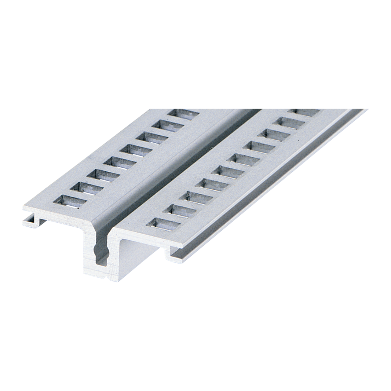 Image for Horizontal rail, center, for rear I/O, type AB from Schroff - Asia Pacific