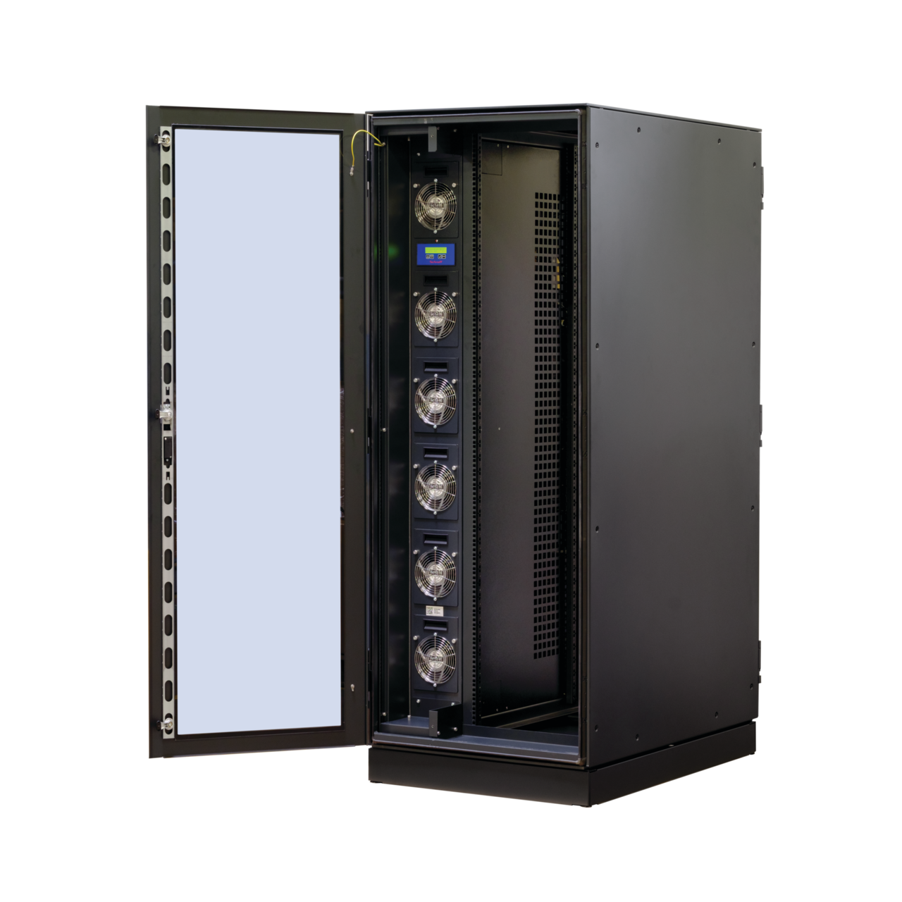 Imagen para Varistar LHX+, cabinet with single door, integrated airconditioner de Schroff - Norteamérica