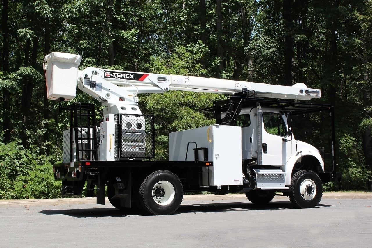 Terex XTPRO60/70-ORA-F-PC Forestry Bucket Truck on 2019