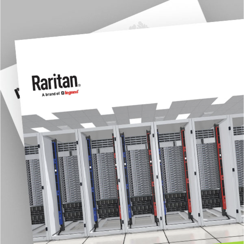 Image of a Raritan catalog