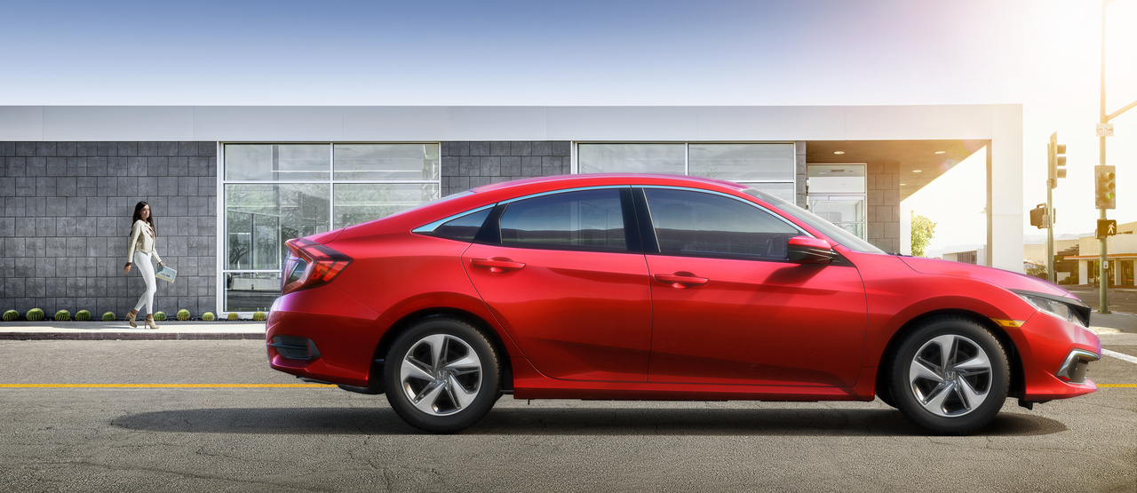 New Honda Civic at Duval Honda