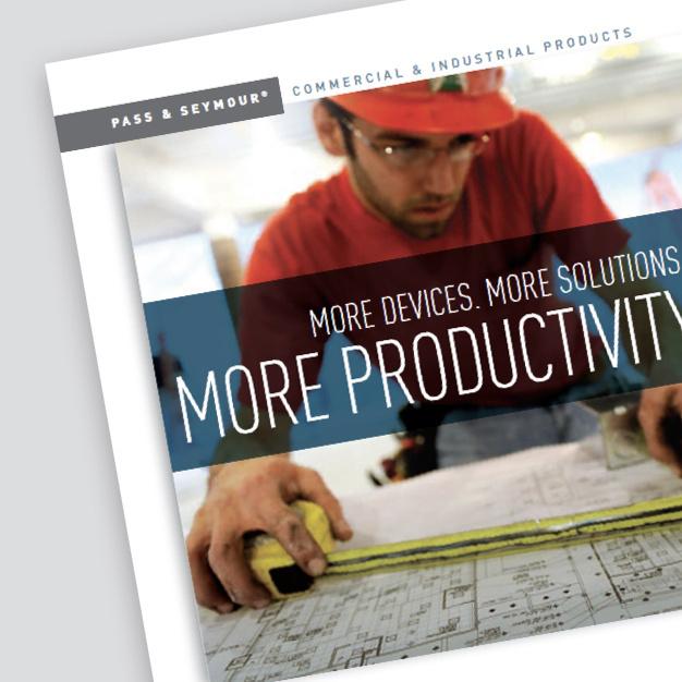 pass & seymour brochure cover