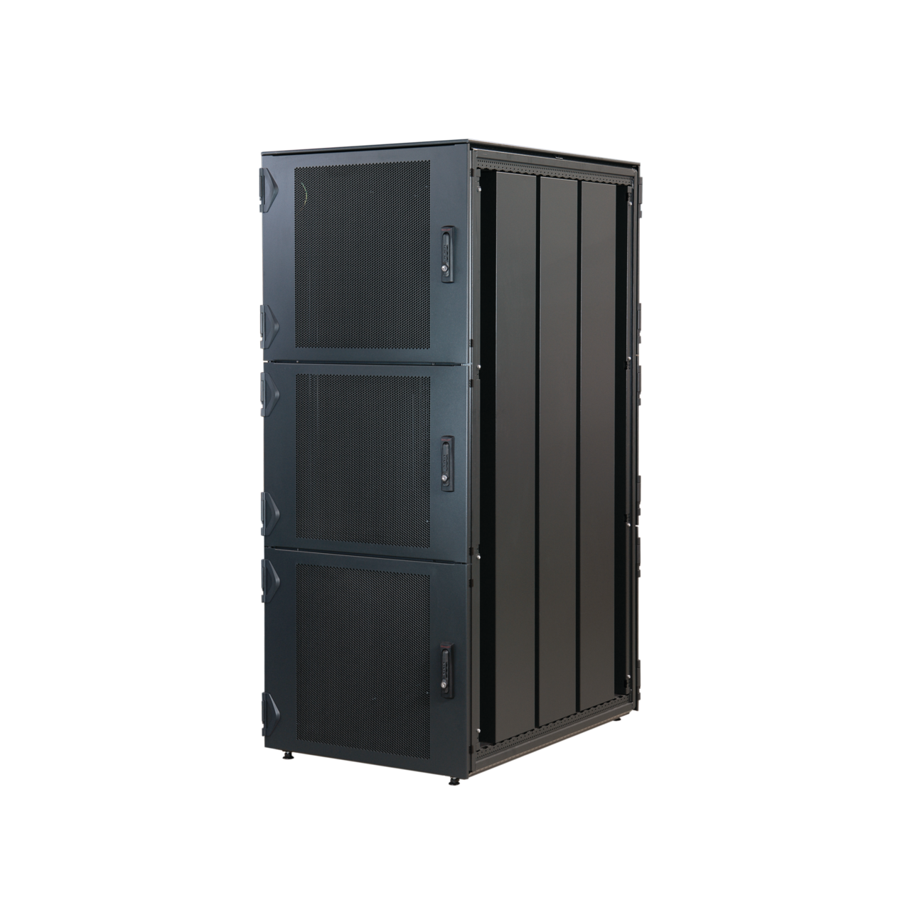 Image for VARISTAR Colocation RAL 7021 from nVent SCHROFF | Europe, Middle East, Africa and India