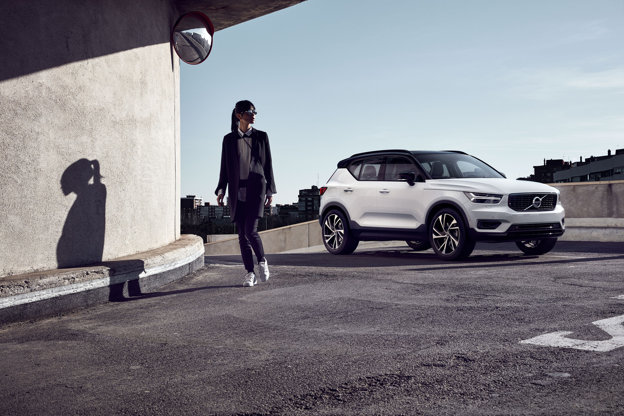 New Volvo XC40 at Autobahn Volvo Cars