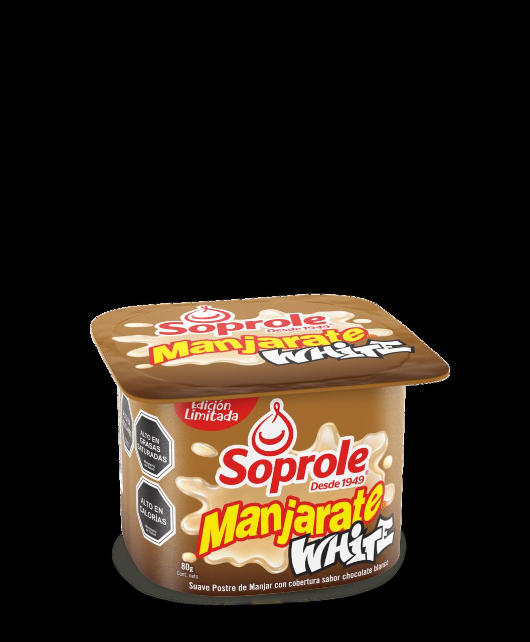 Soprole Manjarate white
