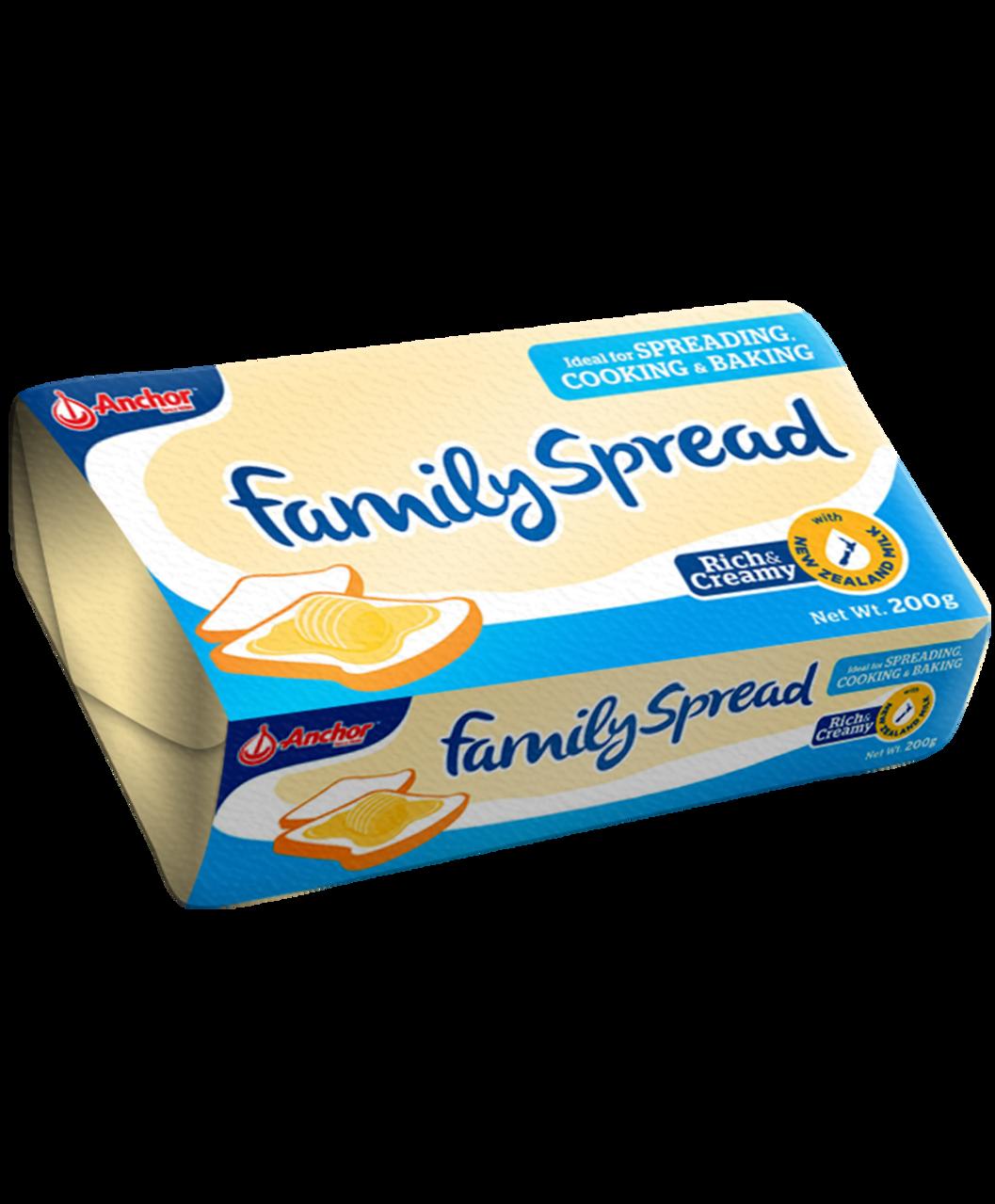 Anchor Family Spread