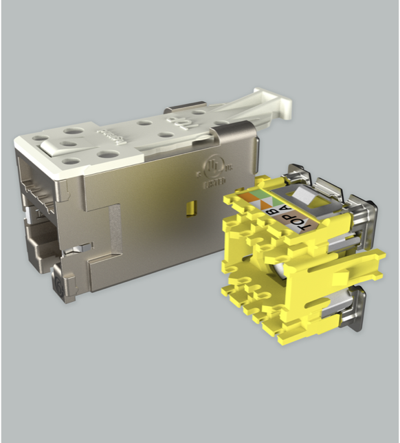 Mobile image of Ortronics Shielded High Density Jack