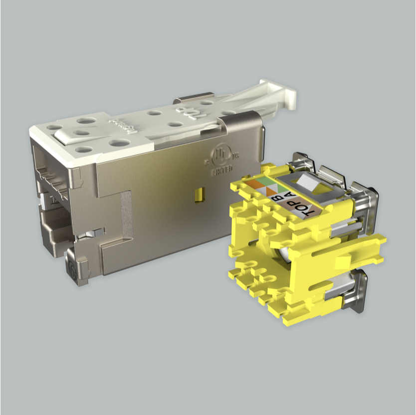 Ortronics Shielded High Density Jack