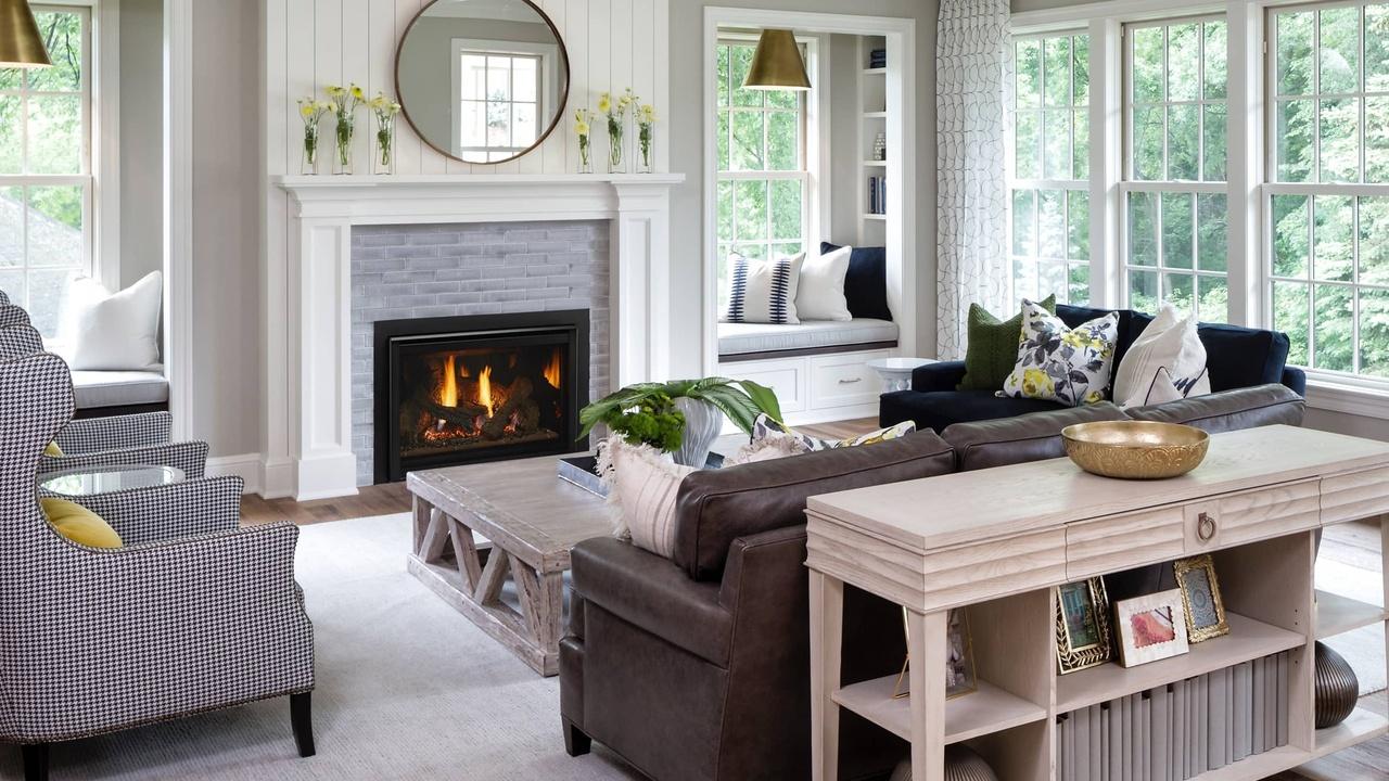 I30X AU Indoor Gas Fireplace Insert | Heat & Glo