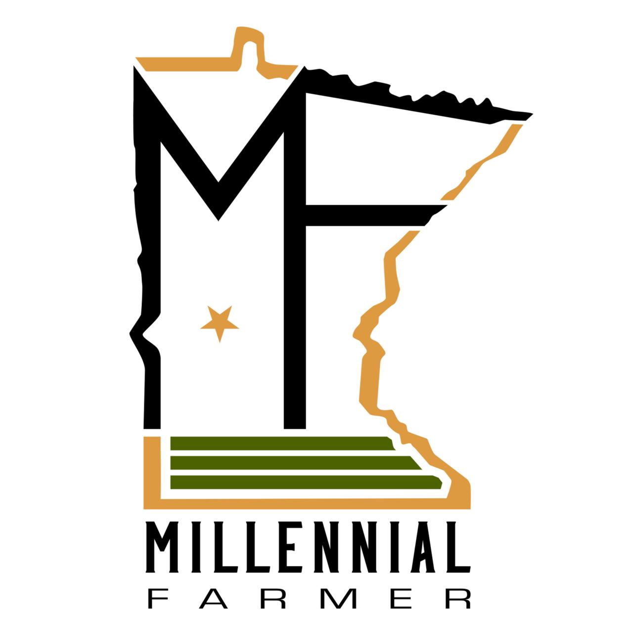 Millennial Farmer Logo