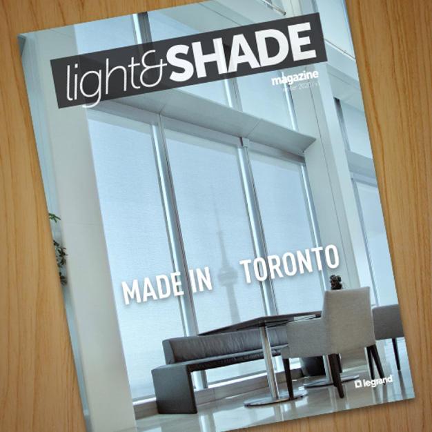 Light&Shade Made In Toronto