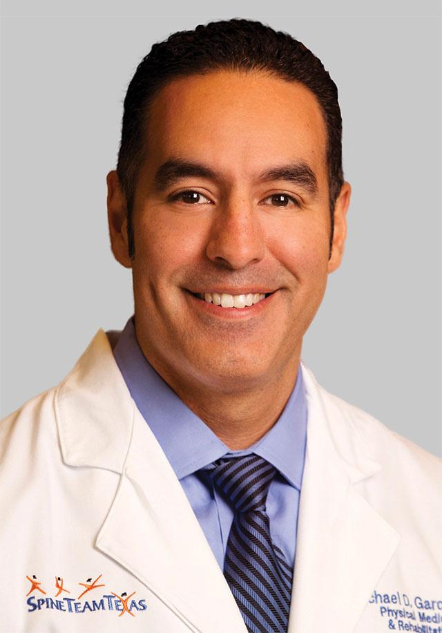 Michael Garcia, M.D.
