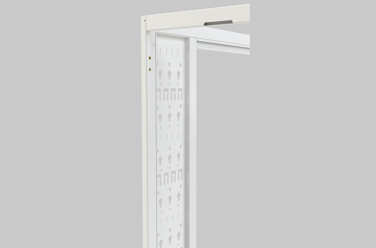 T6 Cabinet Frame Corner