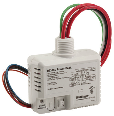 Lighting and Plug Load Flex Control Power Pack