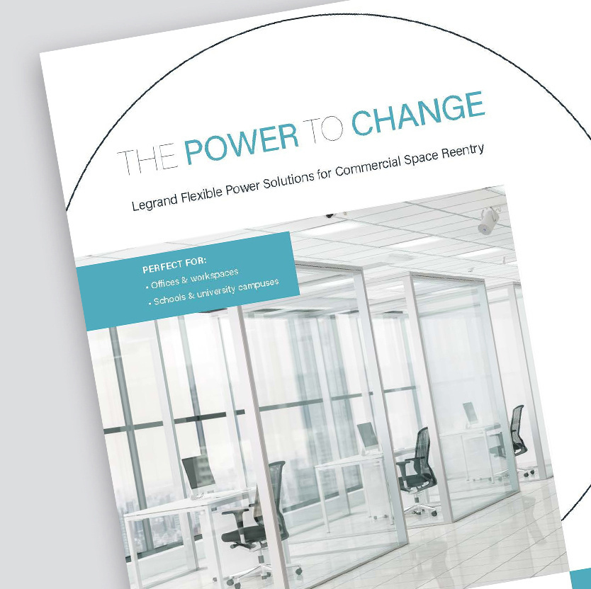 Power to Change brochure cover