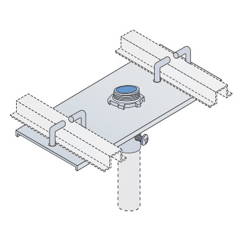 Conduit Plate Clamp