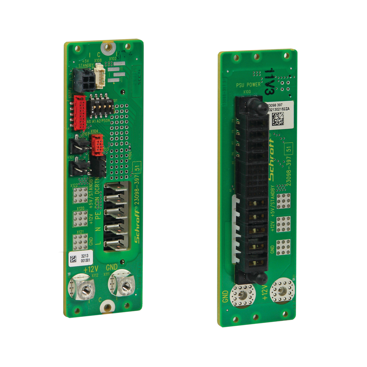 Image for Accessories for CompactPCI Serial backplanes from nVent SCHROFF | Europe, Middle East, Africa and India