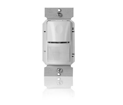 WAT WS-250-W PIR WALL SW OCCUPANCY SENSOR - PASSIVE INFRARED