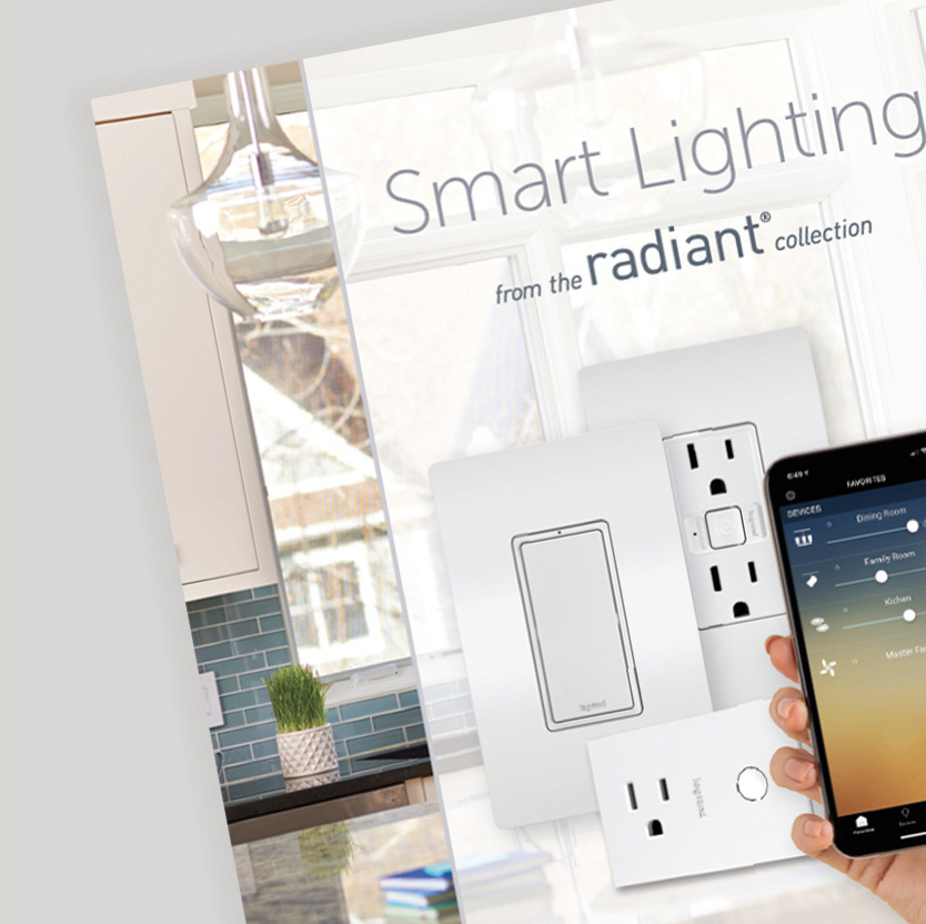 smart lighting wi-fi brochure