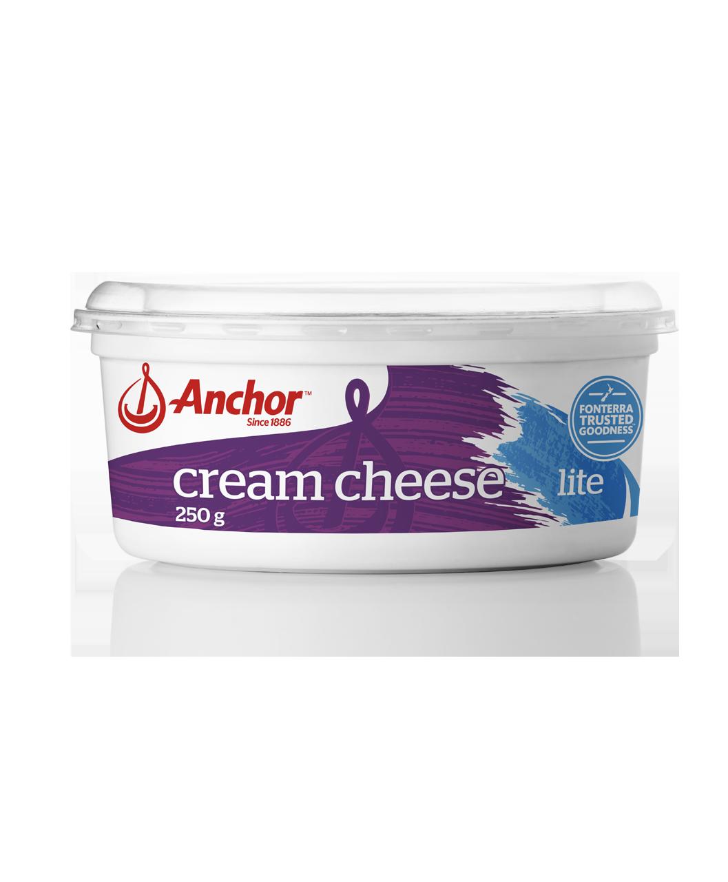 Anchor Cream Cheese Lite 250g