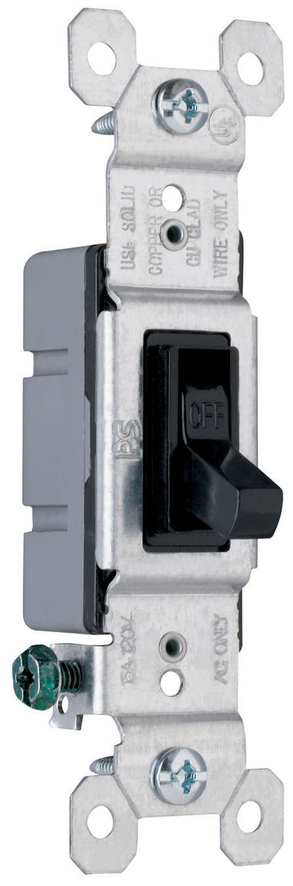 TradeMaster Grounding Toggle Switch, 660BKG