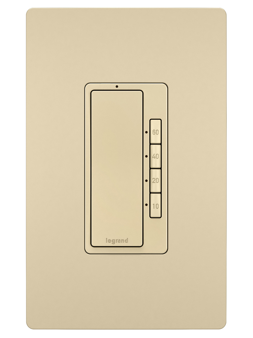 4-Button Digital Timer, Ivory