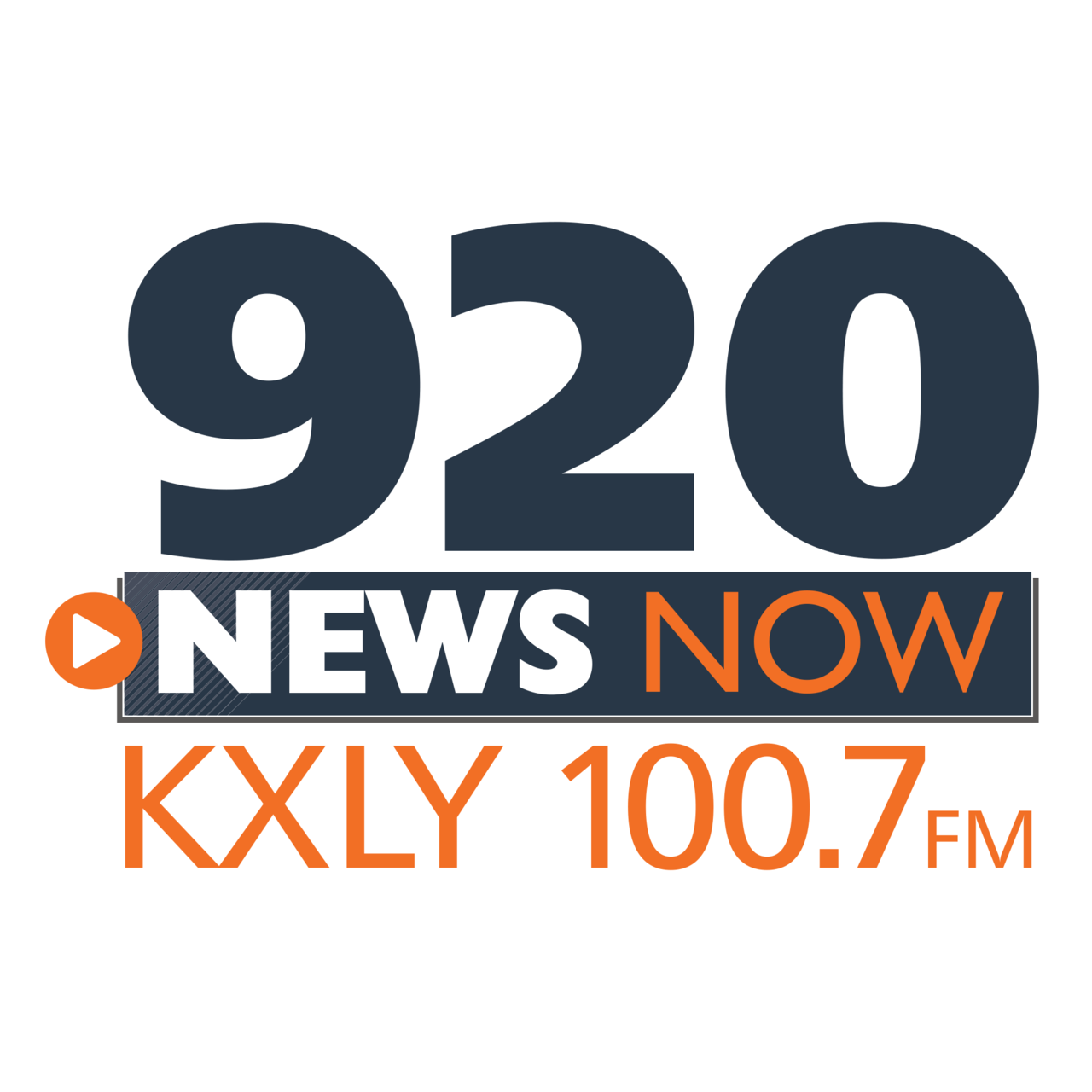 KXLY AM Radio Logo