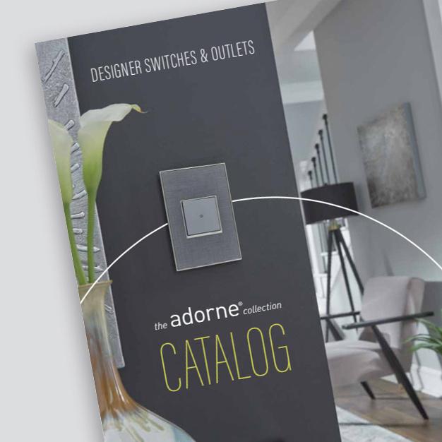 adorne Collection 2021 catalog cover