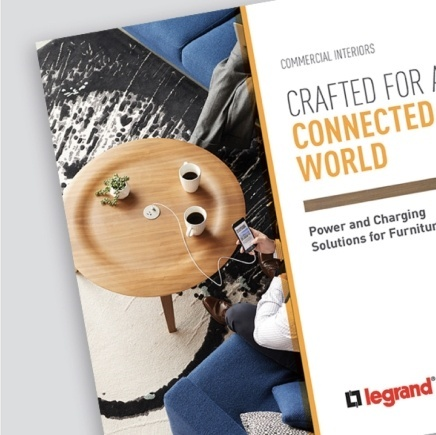 Legrand Crafted for Connected World brochure