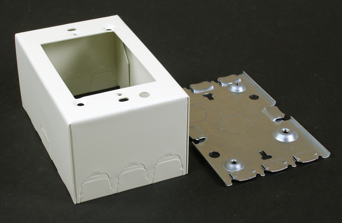 Extra Deep Switch & Receptacle Box, 5744
