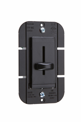 LS Series Incandescent Slide Dimmer, LS1000