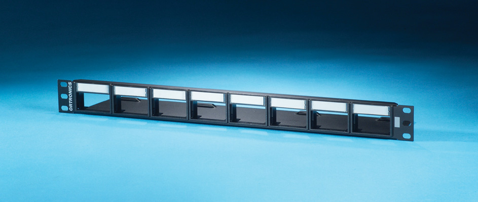 Series II Patch Panel Kit for eight Series II modules, OR-401045283