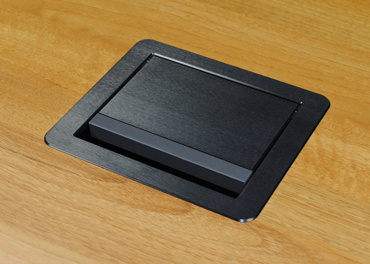 InteGreat A/V Table Box Is An Elegant Solution For Any Meeting Room