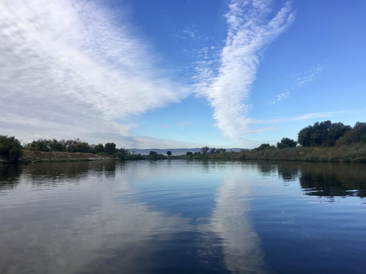 Lower San Joaquin River