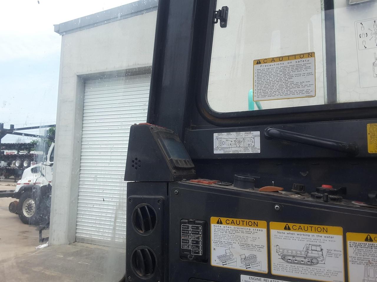 2014 IHI/KATO IC-120 Crawler Carrier